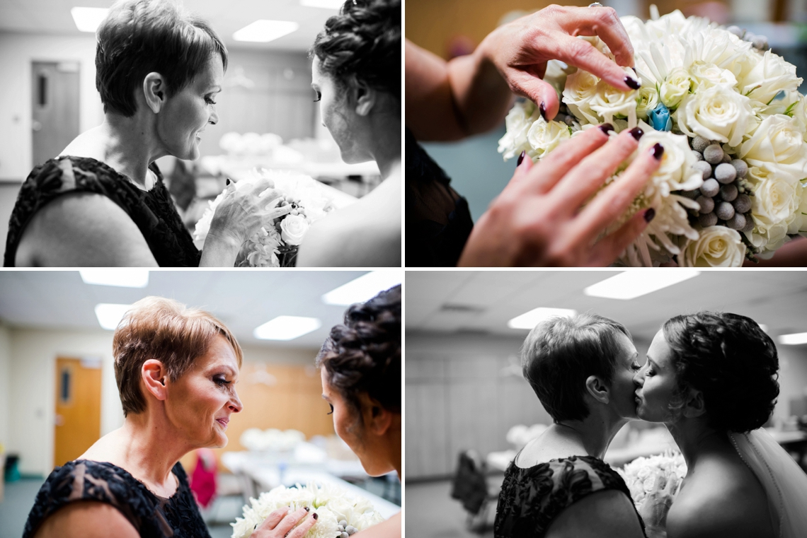 A Muskegon Michigan Century Club Ballroom Wedding by West Michigan Wedding Photographers